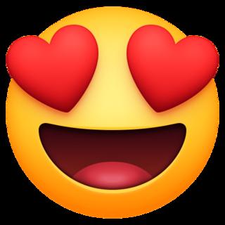 Smiling Face With Heart Eyes Emoji On Facebook 4 0 Cute Emoji Wallpaper Emoji Pictures Eyes Emoji