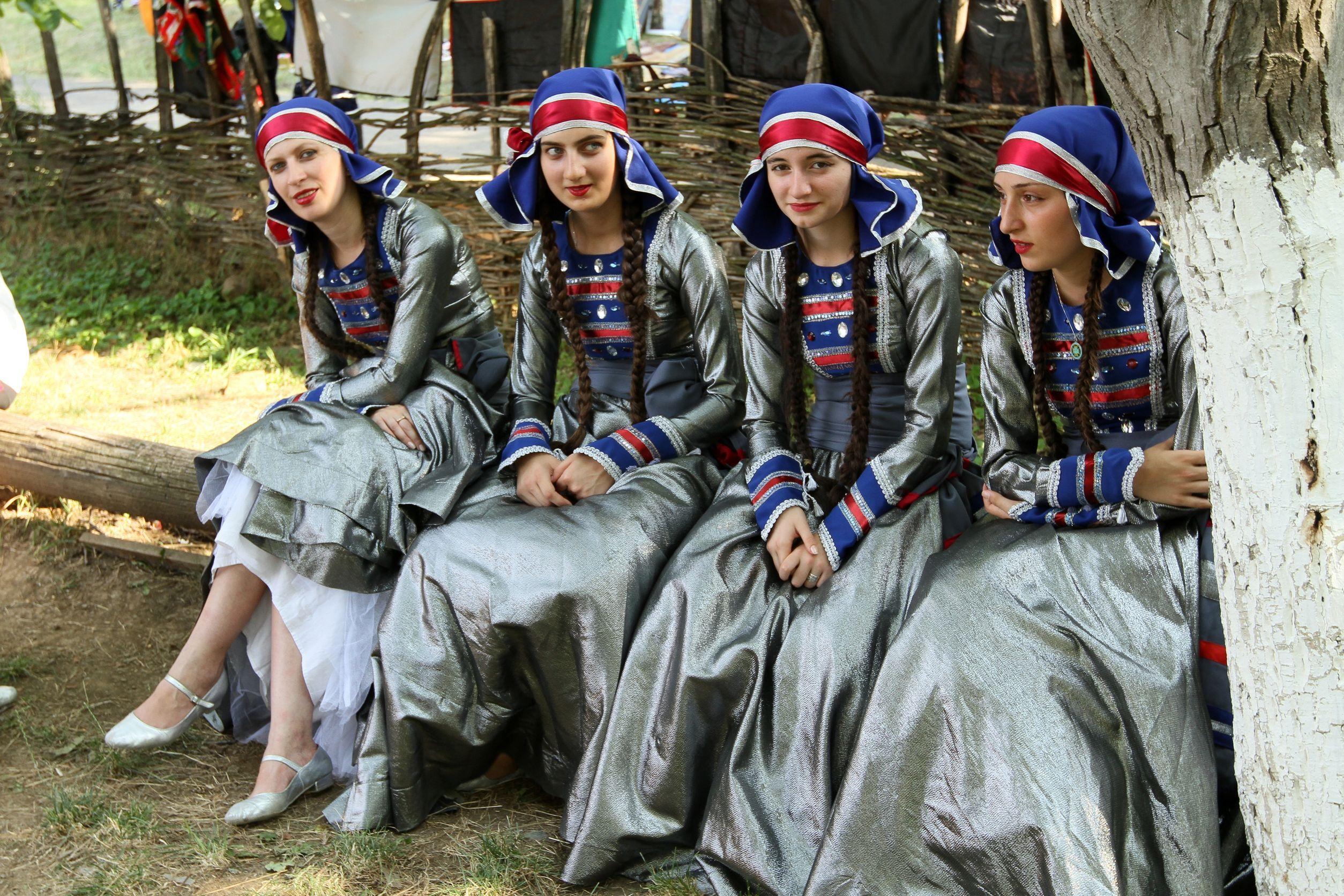Resultado de imagen para PEOPLE georgiano