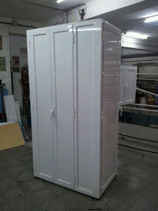 Armarios de aluminio para exterior muebles tips phoesi pinterest - Armario para terraza ...