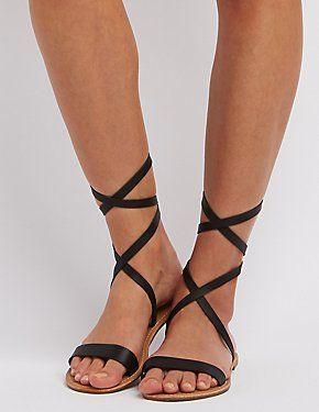 8d52d70189e365 Sandals  Flat
