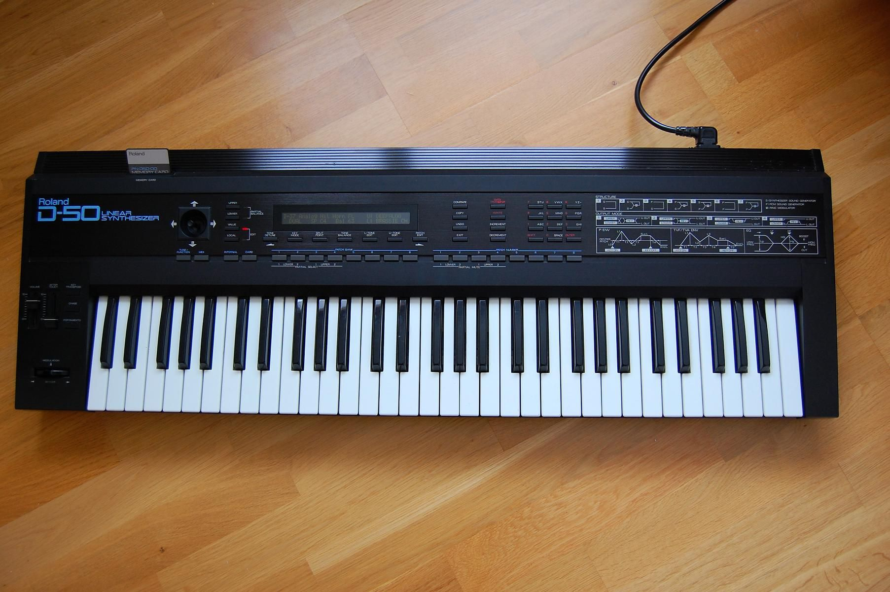 The wonderful Roland D50 | Gear | Electronic music
