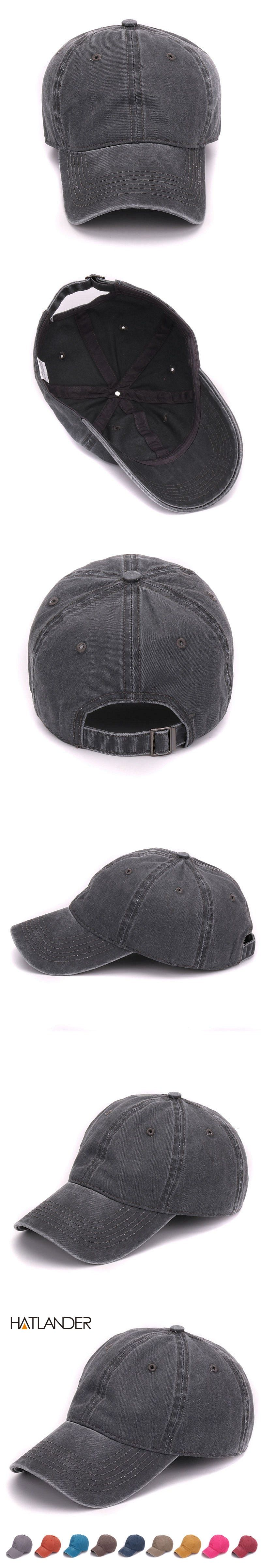 19b490e1149240 Plain dyed sand washed 100% soft cotton cap blank baseball caps dad hat no  embroidery sport mens cap and hat for men and women | Accessories |  Pinterest ...