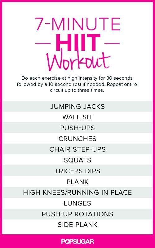 Beginner At Home Full Body Workout Plan For Women