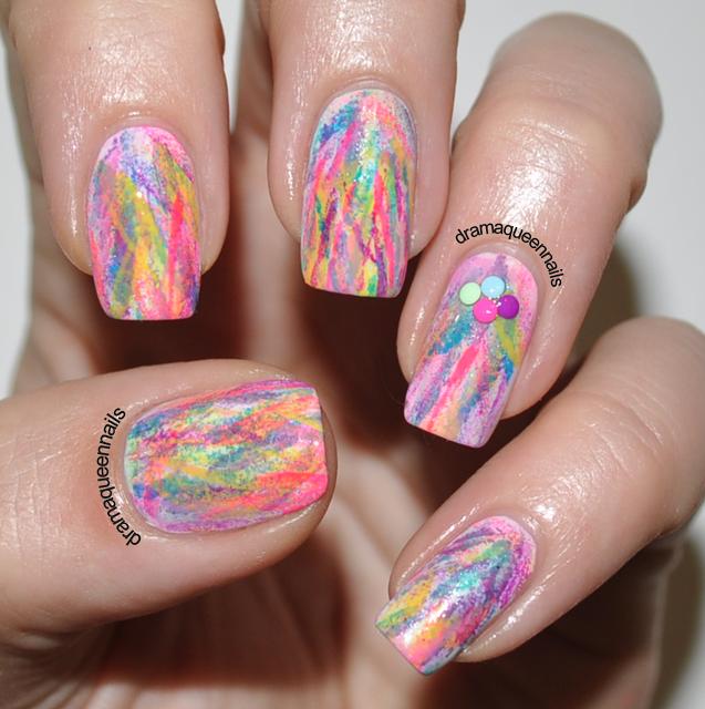 Drama Queen Nails Nail Nailart