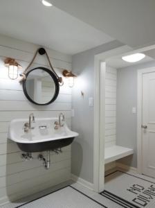 Nautical Bathroom Wall Mirrors  Httprat4  Pinterest Prepossessing Bathroom Wall Mirrors Decorating Inspiration