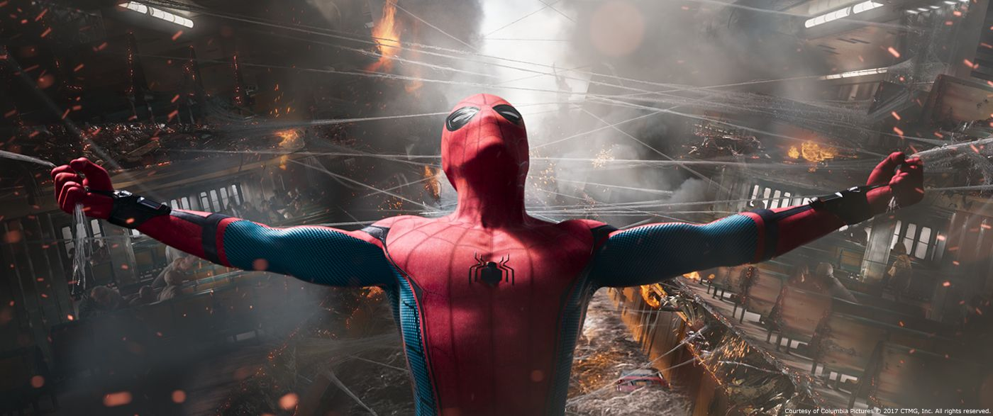 SPIDER-MAN – HOMECOMING: Lou Pecora – VFX Supervisor – Digital