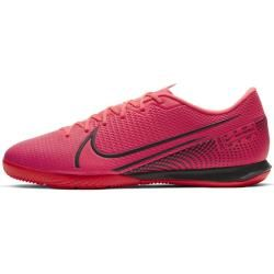 Photo of Nike Mercurial Vapor 13 Academy Ic Indoor and Hard Court Soccer Cleats – Red Nike