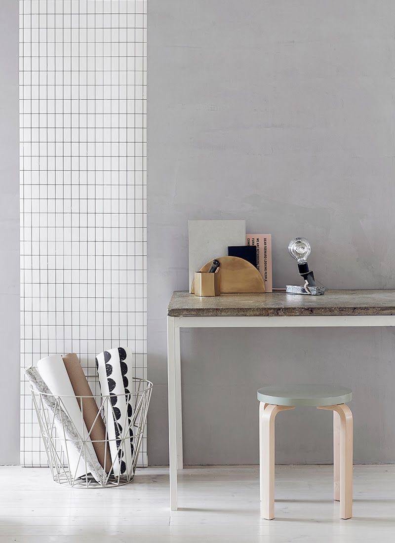 Weekdaycarnival blogin Riikan ja Emmas Designblogg Emman Ferm Livingille stailaamissa kuvissa on hieno meininki saatu yksityiskohdilla ja materiaaleilla.