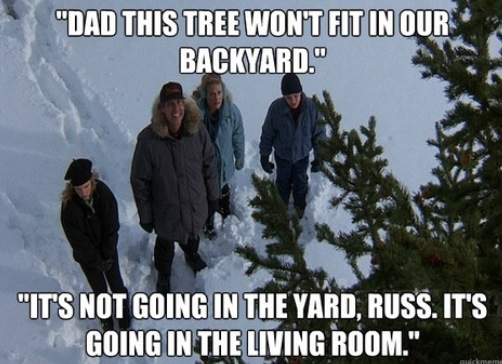 Its just full too funny Christmas vacation quotes