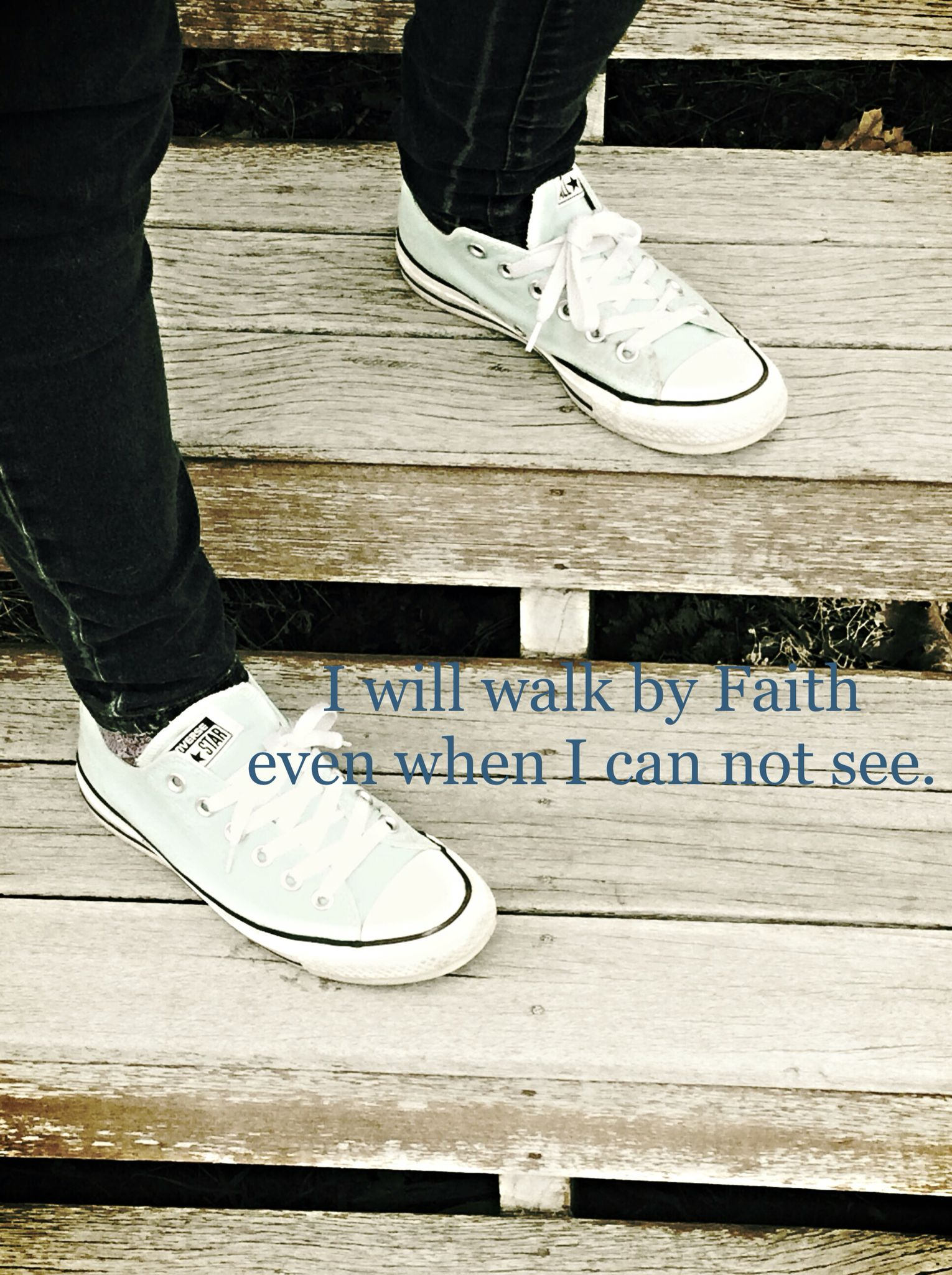 Love this verse! Sperry sneaker, Walk by faith, Walking by