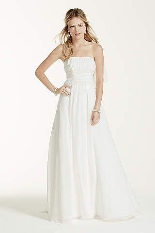 A-line Wedding Dresses & Gowns | David\'s Bridal | Anette Diaz ...
