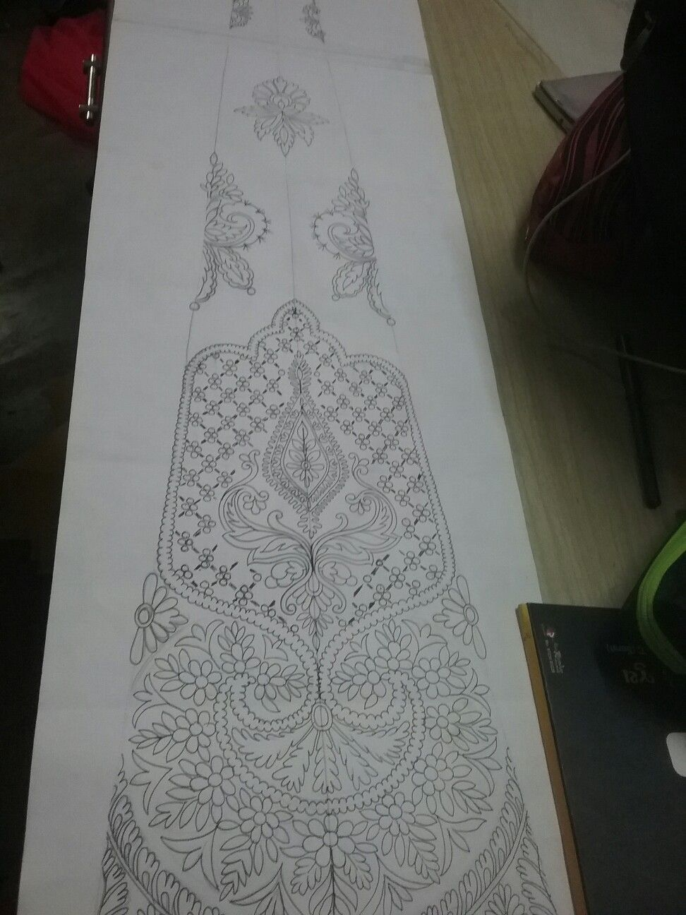 Pin by wasim khan on embroidry sketch pinterest embroidery blouse patterns embroidery patterns hand embroidery embroidery stitches pattern draping pattern books yellow lehenga lahenga floral design bankloansurffo Image collections