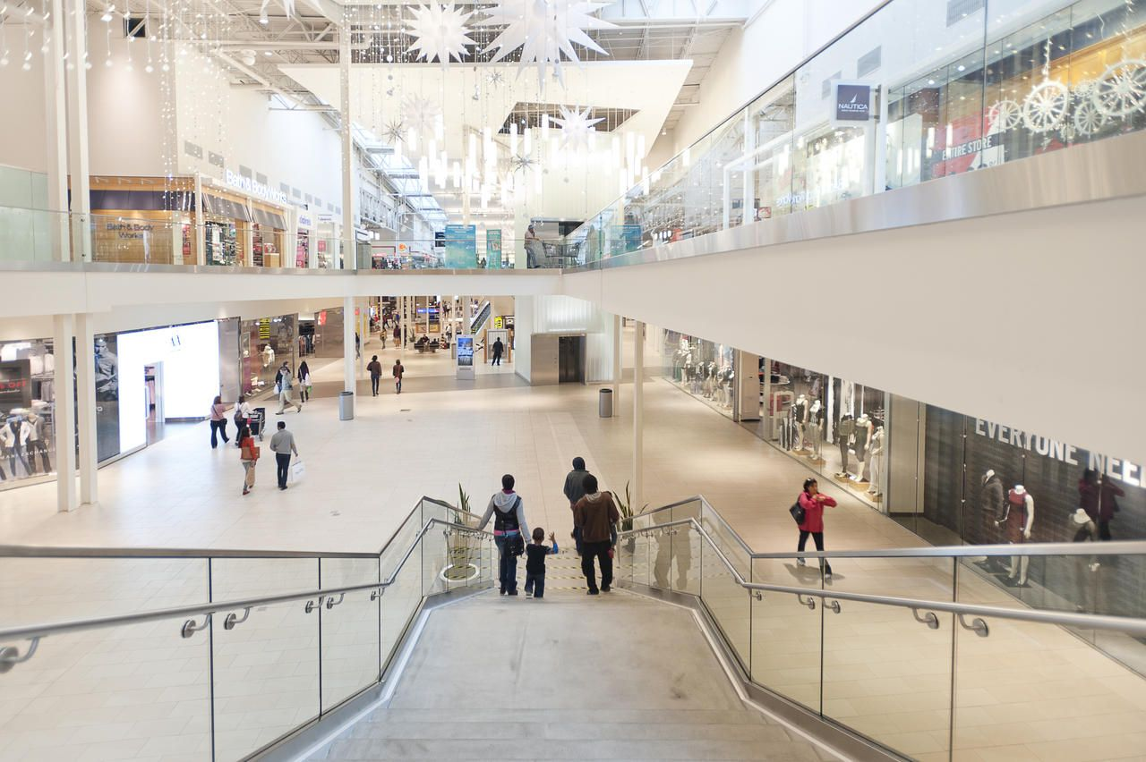New Jersey Gardens Outlet Mall Directions