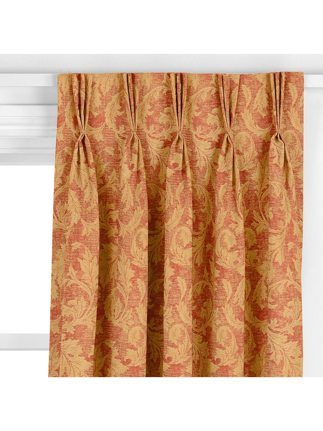 John Lewis Amp Partners Romance Made To Measure Curtains Or