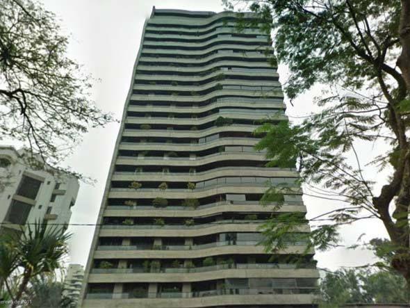 Edifício Clermont Ferrand, em São Paulo