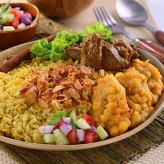 Nasi Samin Masakan Resep
