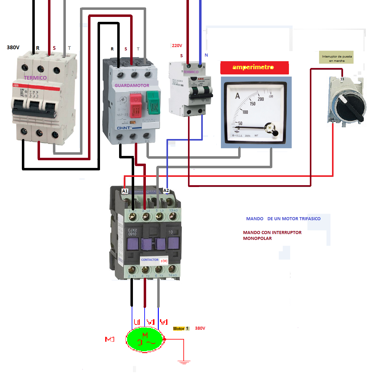 Pin By Sharif Gad On Motors Pinterest Electrical Installation Solar Power Wiring Diagram Visit