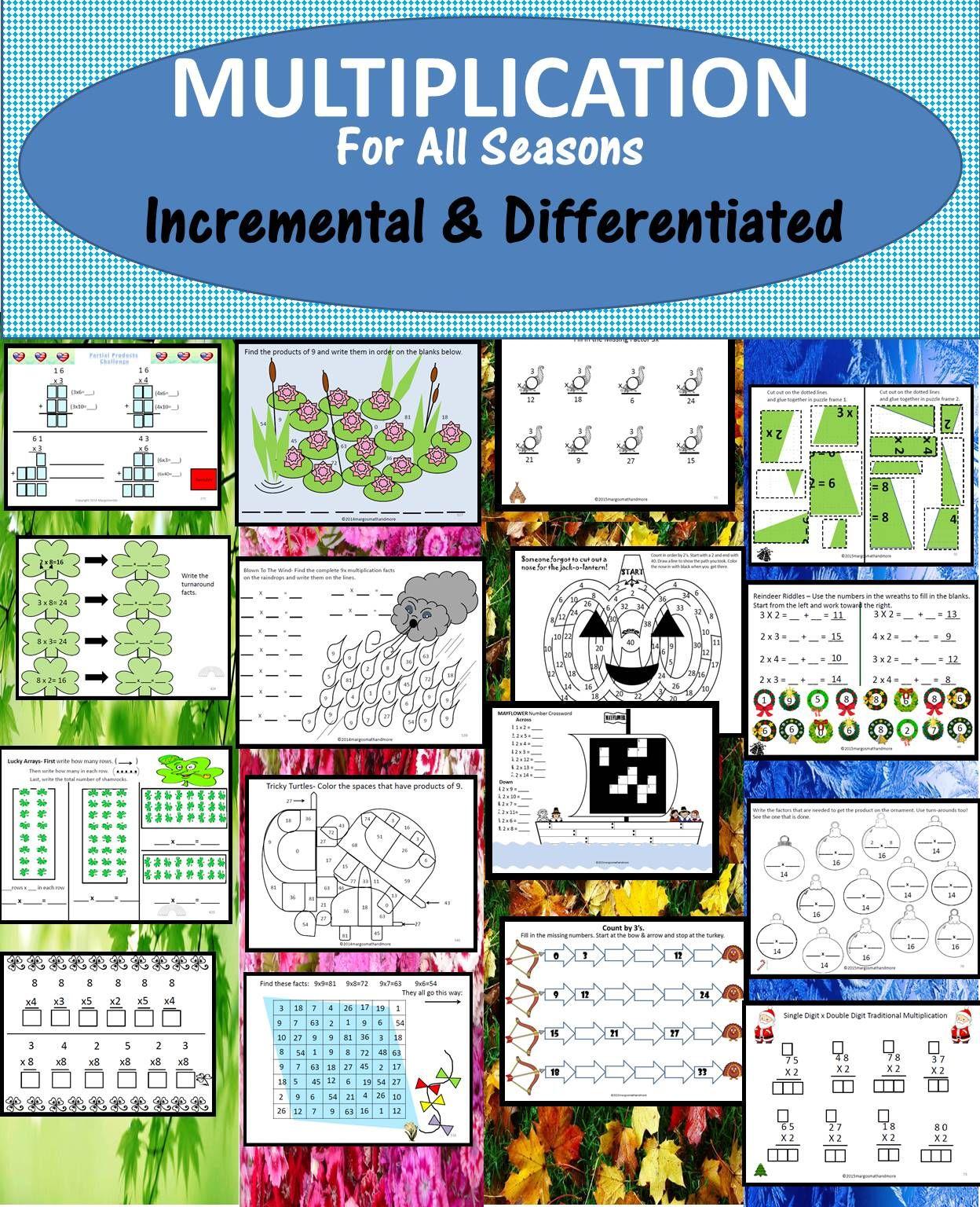 Mega Bundle Multiplication For All Seasons