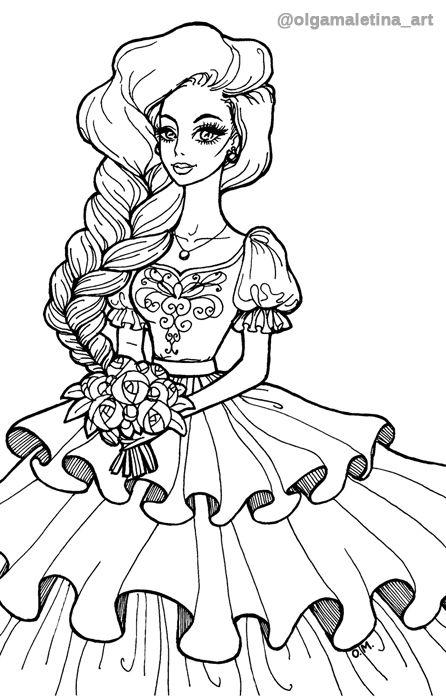 Illustration Illustrator Art Artist Drawing Drawingpen Blackpen Blackpendrawing Ink Cute Coloring Pages Abstract Coloring Pages Fairy Coloring Pages