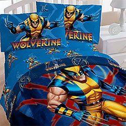 Wolverine bedroom decor