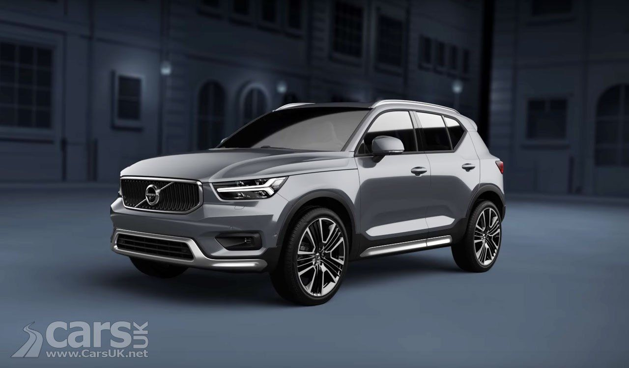 Volvo Xc40 Now With Added Attitude Video Volvo Cars Uk Car