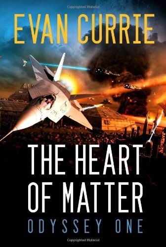 The Heart of Matter (Odyssey One, Book 2) by Evan Currie http://www.amazon.com/dp/1612182356/ref=cm_sw_r_pi_dp_k96Ztb0W1RTMQ1GR