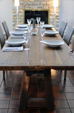 Rustic Refinery   Traditional   Dining Tables   Cincinnati   Rustic Refinery