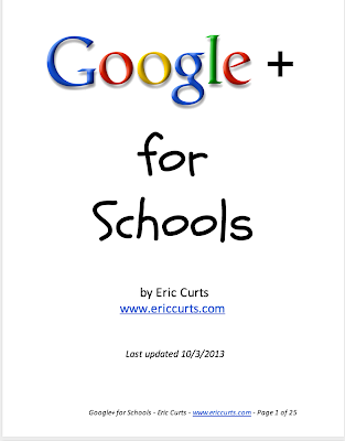 A Must Read Google Plus Guide for Schools (With images