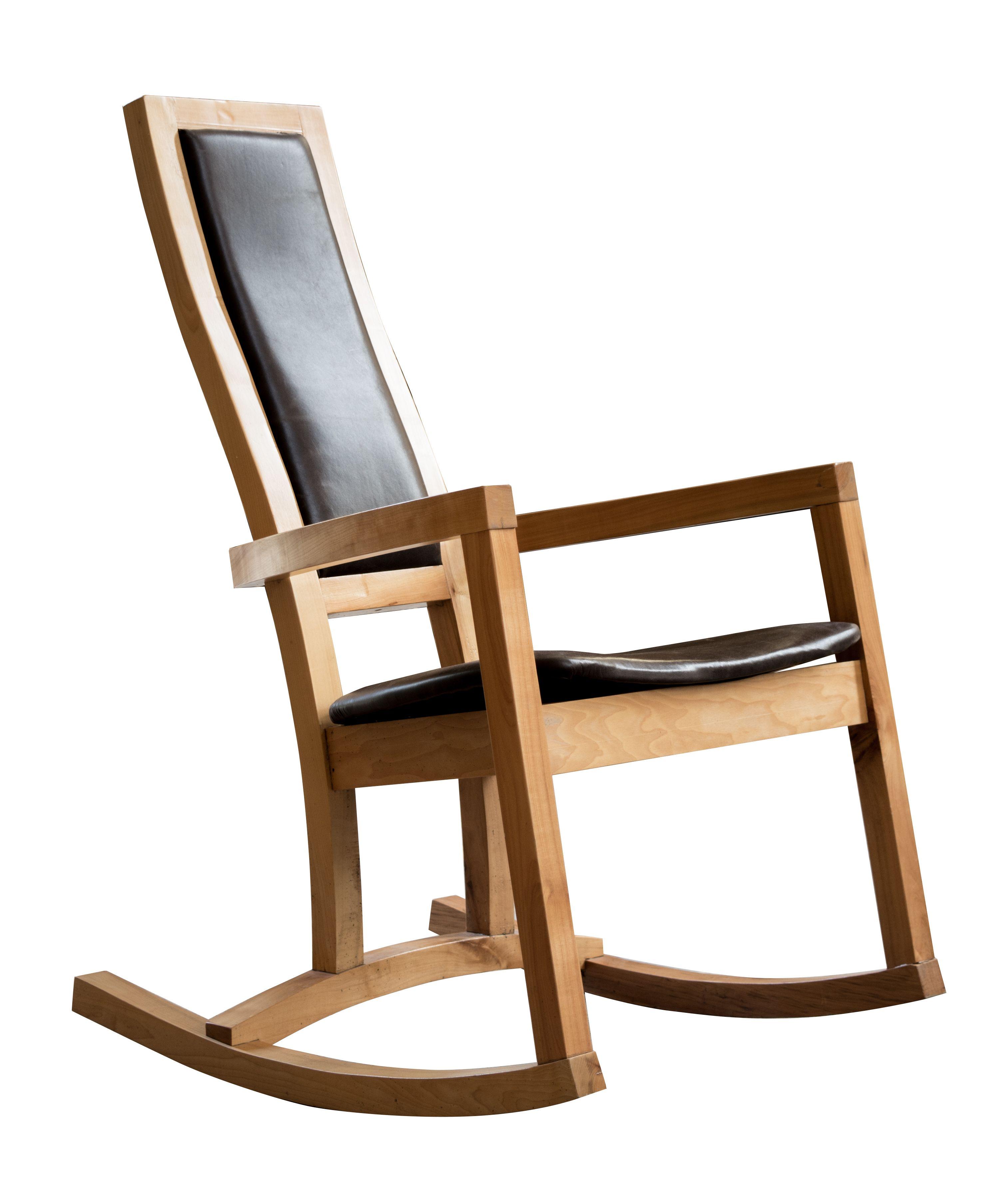 74eb04a06 Silla Mecedora Fabricada en madera Maciza de Lenga Premio Innovar, 2017,  Argentina Sello Buen