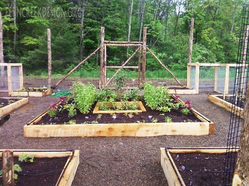 Garden Design For Organic Vegetable Gardens New Ve Able Garden Design Ideas Organic Fenced Vegetable Garden Vegetable Garden Trellis Vegetable Garden Planner