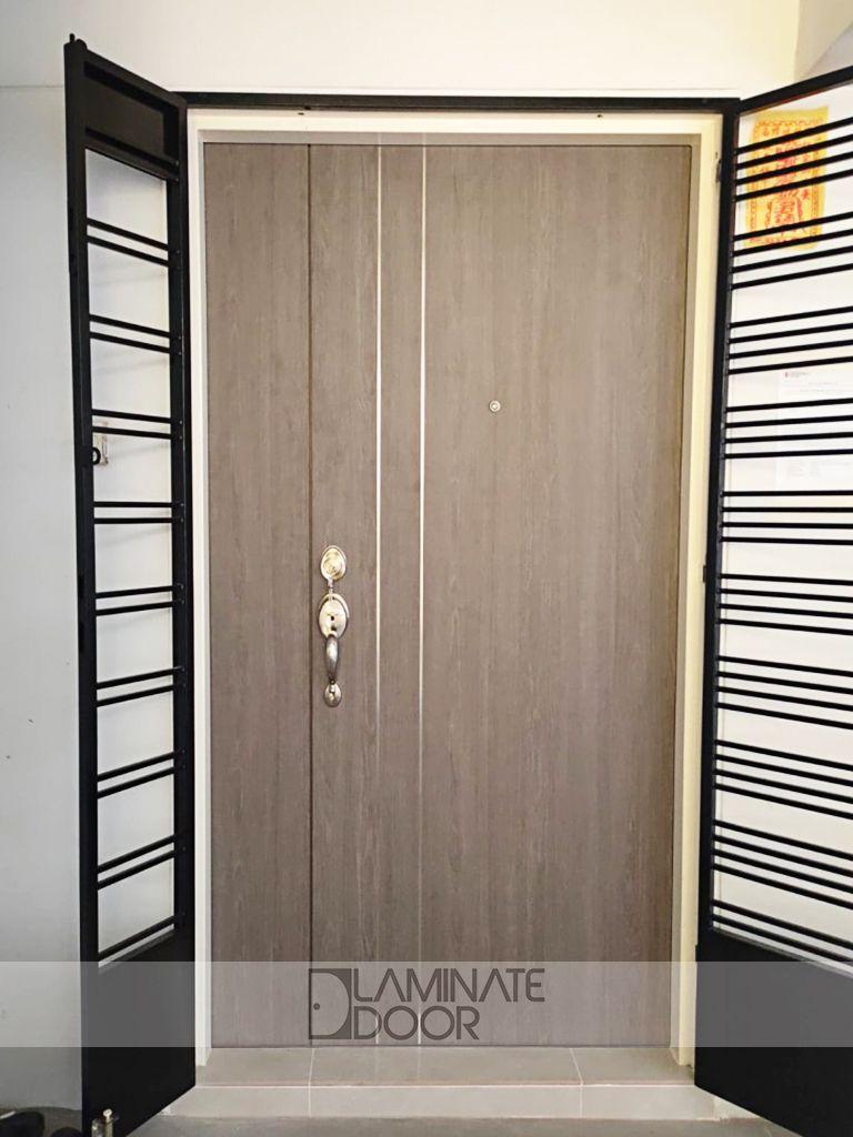 Hdb Door Specialist Door Suppliers In Singapore Laminate Door In 2020 Laminate Doors Door Suppliers Doors