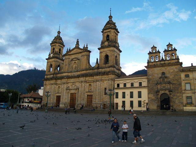 Uncover Colombia - City Tour Bogota - Plaza de Bolivar