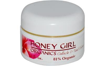 Honey Girl Organics Cuticle and Nail Creme