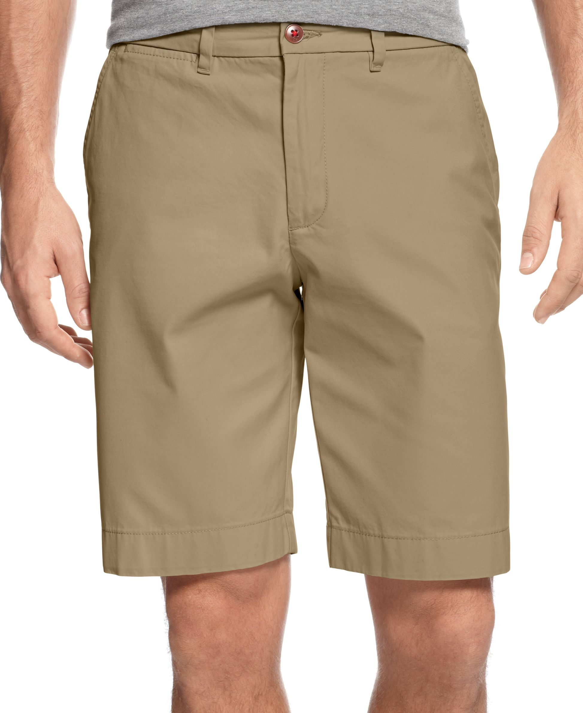 942c5ef0 Tommy Hilfiger Core Classic-Fit Chino Shorts | Products | Pinterest ...