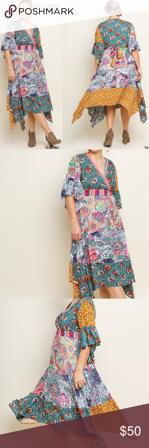 0a7ac74f21d Boho Midi Garden Party Dress Coming Soon! Please comment your size -