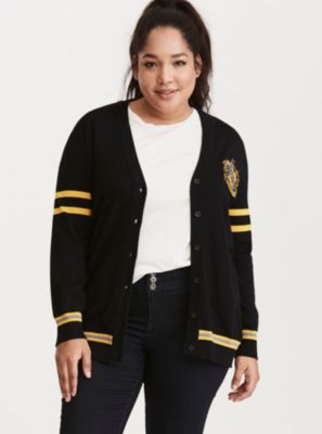 bb2bee499c Harry Potter Hufflepuff Cardigan | Products | Magos
