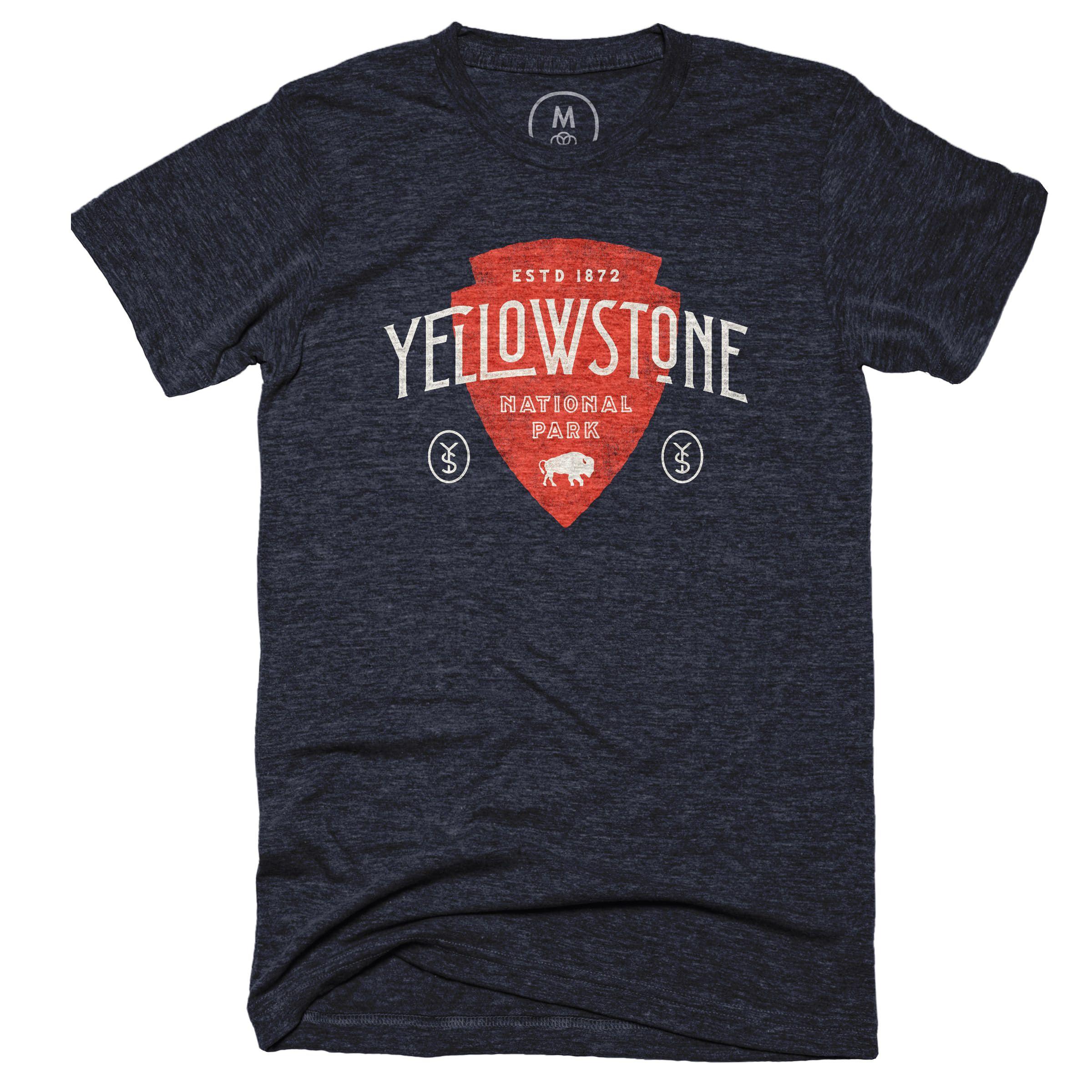 Yellowstone Vintage Navy (Men's)