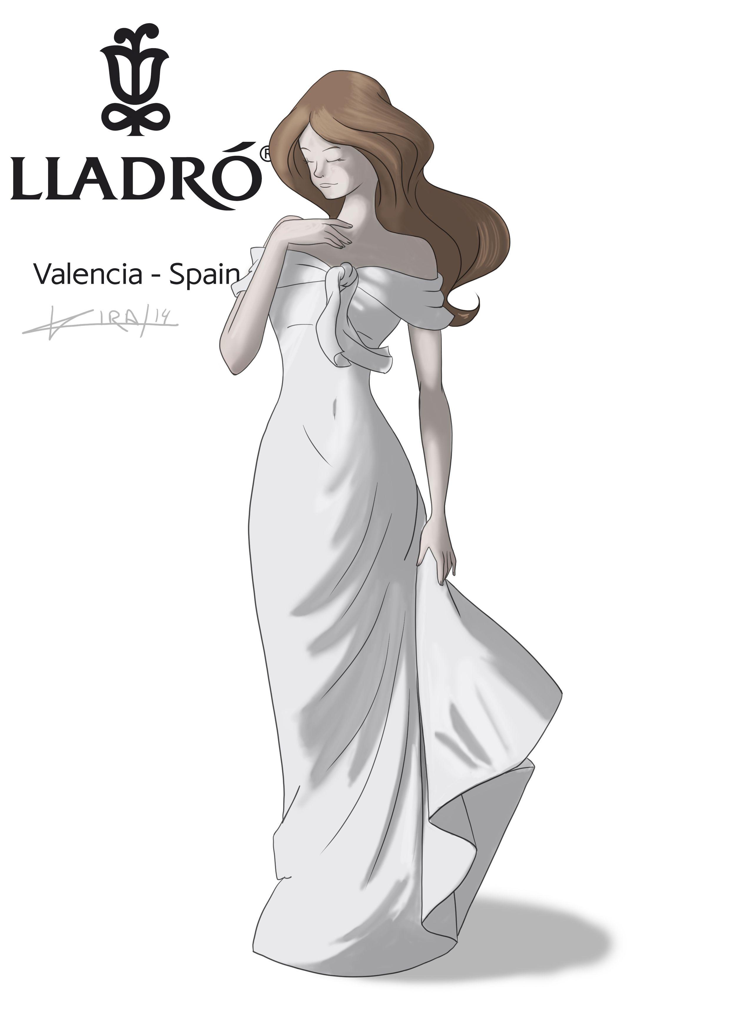 Una figura de Lladró que me encanta