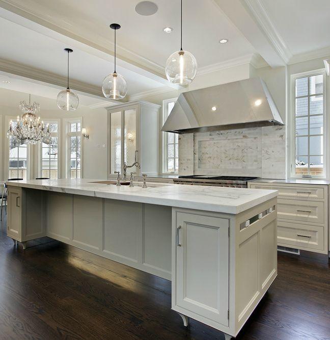 Modern Ideas And Latest Trends Adding Luxury To Kitchen: 30 Custom Luxury Kitchen Designs (Some $100K Plus