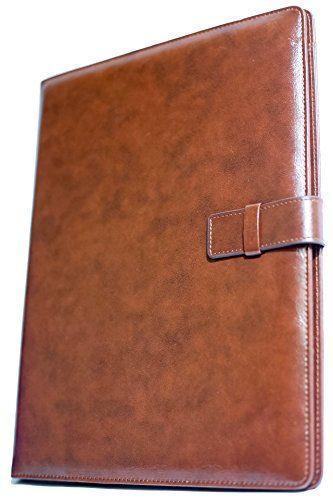 Professional Leather Business Resume Portfolio Folder Gifts - resume folder