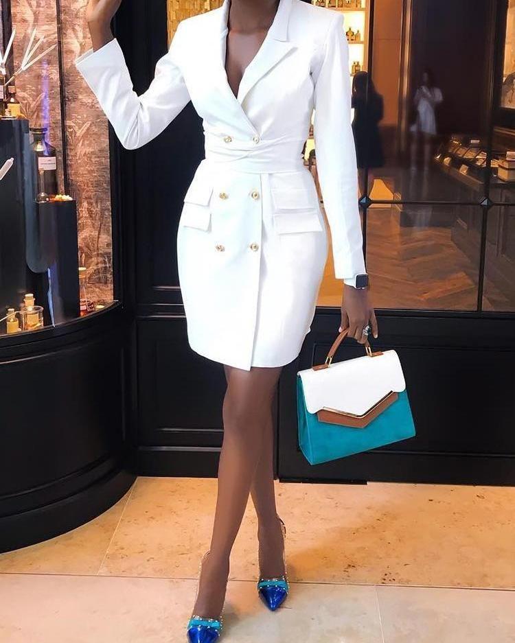 16++ Blazer dress womens ideas