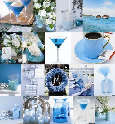 Blue Wedding Theme The Best Ways To Use As Of Your Is A Beautiful Color And Would Be Wonderful Addition