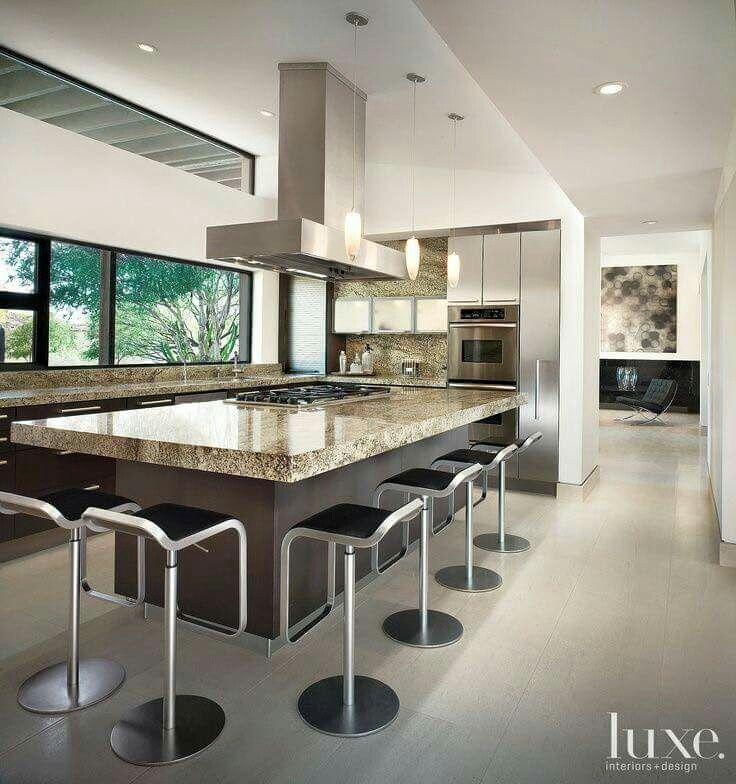 Pin By Clint Schuler On 113 W Brooks St Contemporary Kitchen Renovation Modern Kitchen Design Modern Kitchen
