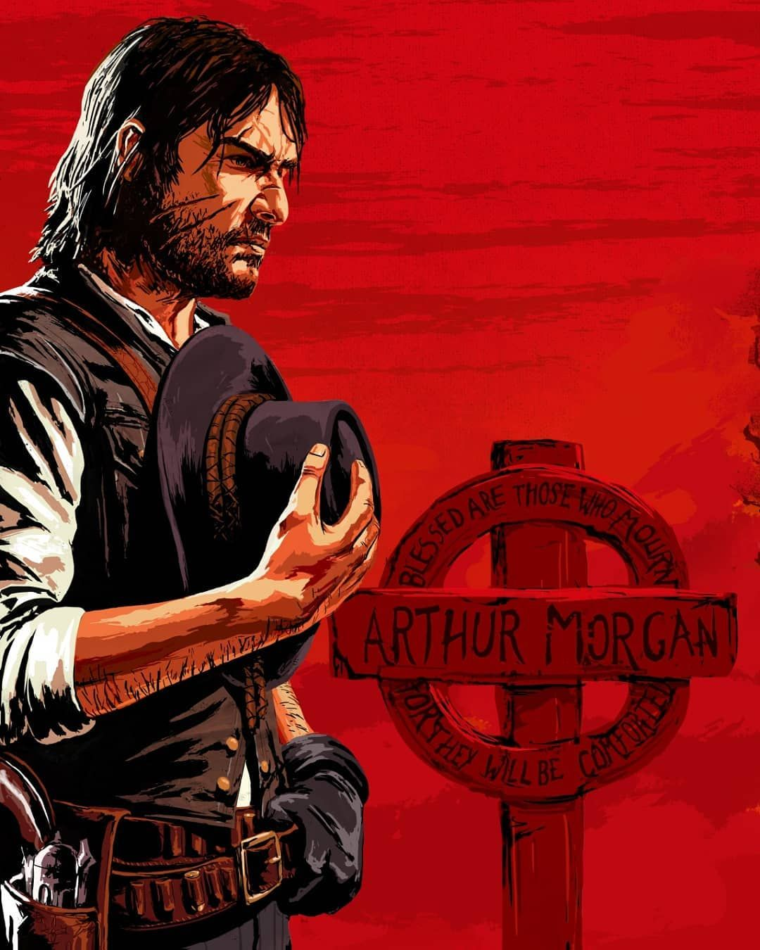 Pin By Ashton Donovan On Blue Red Dead Redemption Ii Red