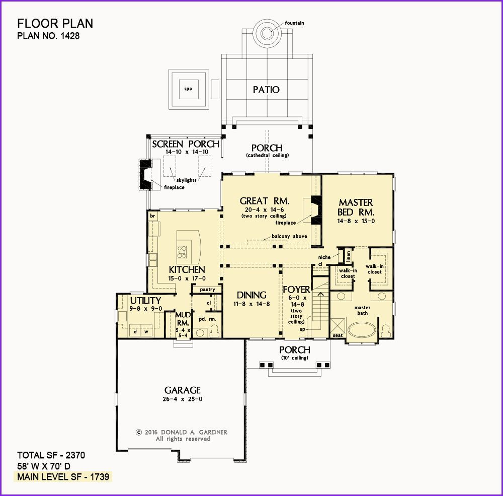 Awesome Tiny House Plans Without Loft Tiny House Plans
