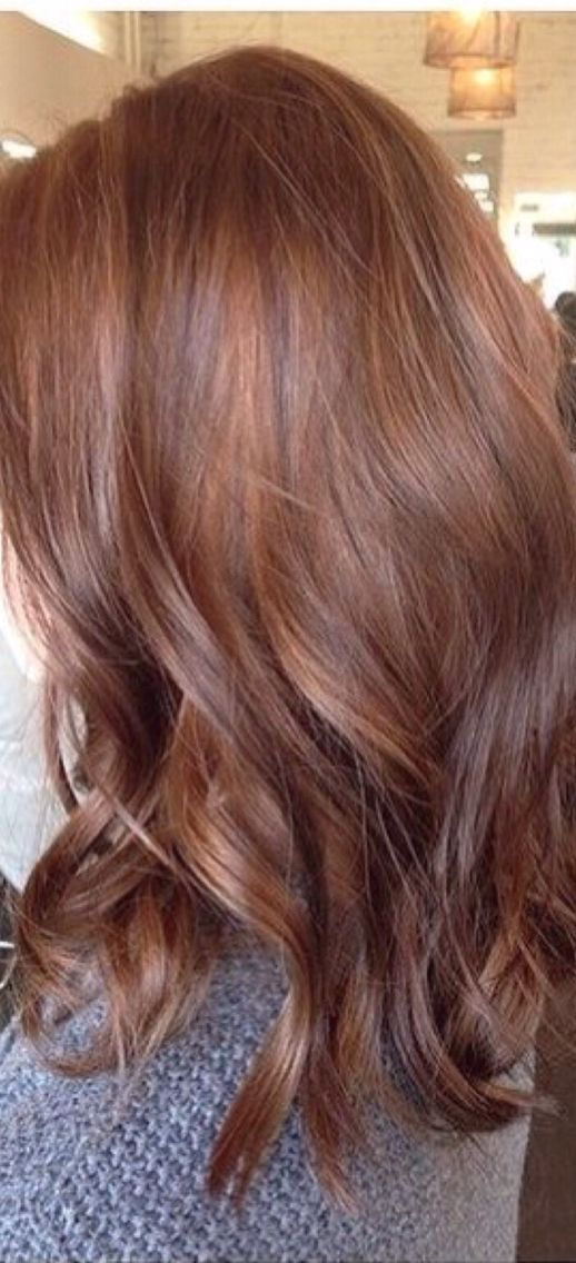 Hair Color Auburn
