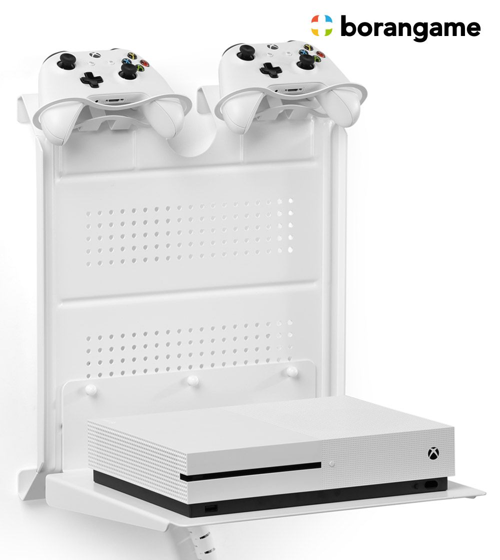 Check Out This Gameside Game Console Horizontal Wall Mount Create For Your Passion Gameside Horizontal Wall Mount Metal Floating Shelves Xbox Playstation