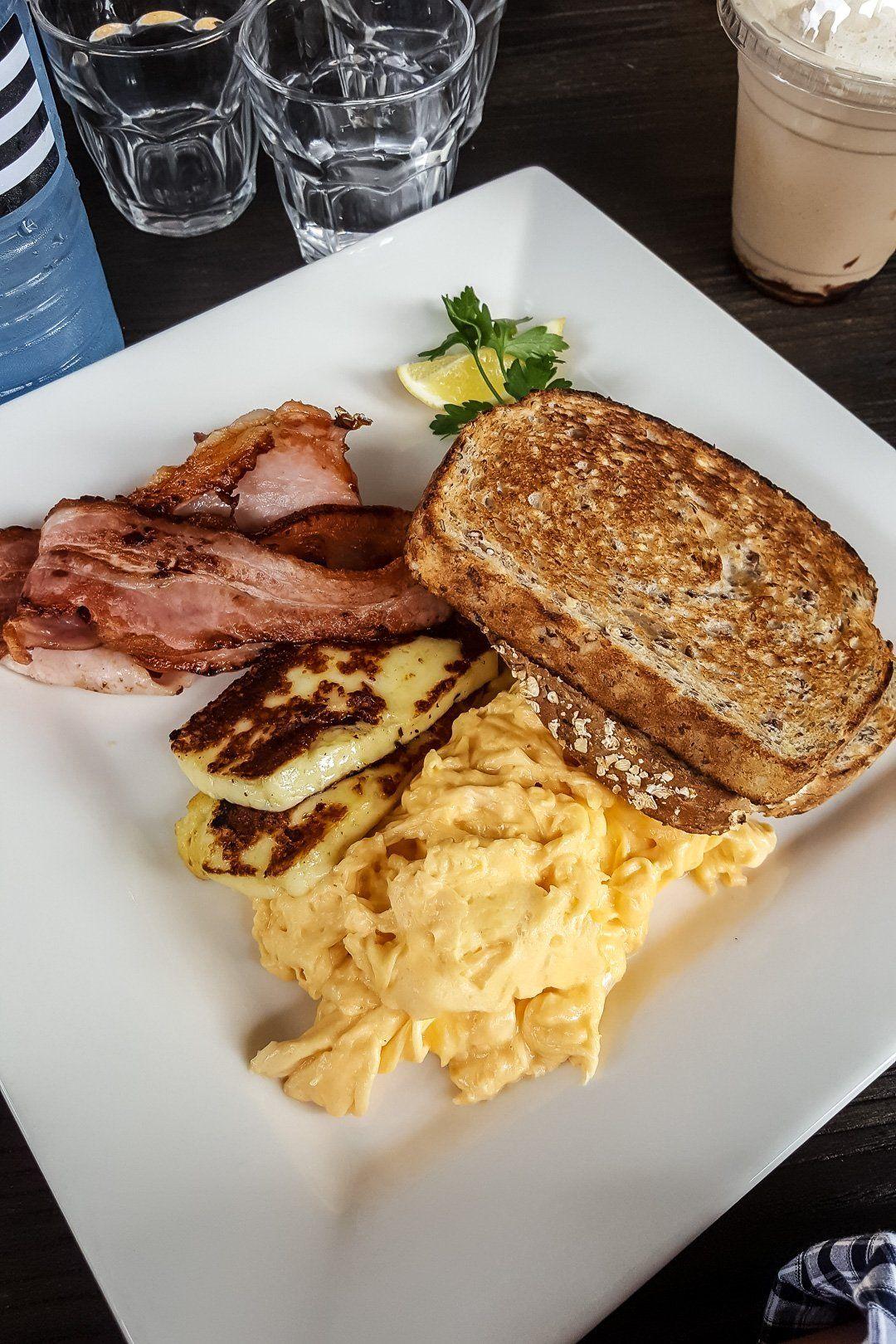 Cafe 63 Brisbane Australia Ang Sarap Food Travel Food