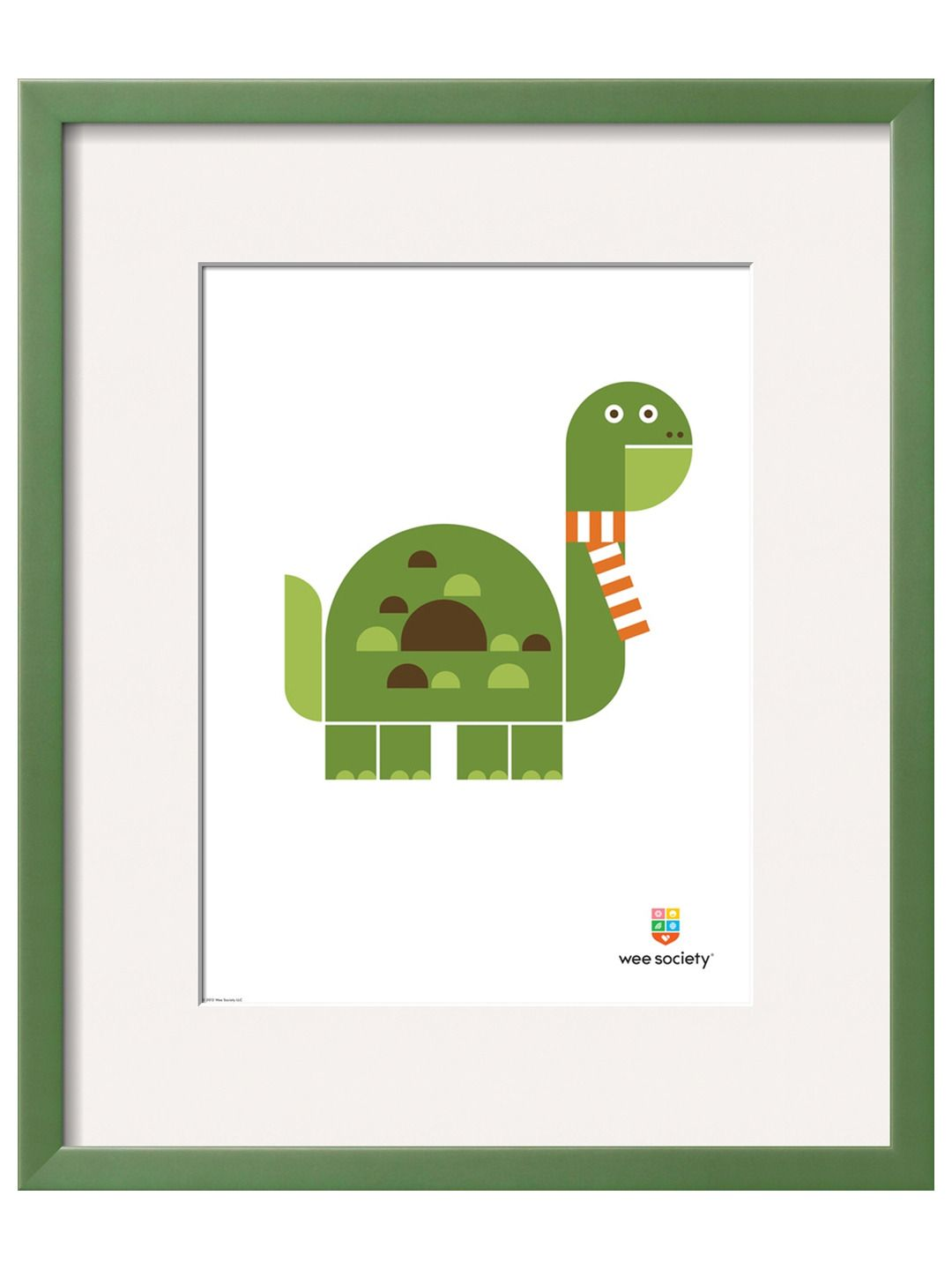 Wee Alphas, Don the Dinosaur by Wee Society at Gilt | Great Kid\'s ...