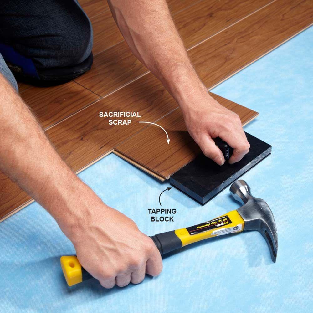 Advanced Laminate Flooring Advice Installing Laminate Flooring